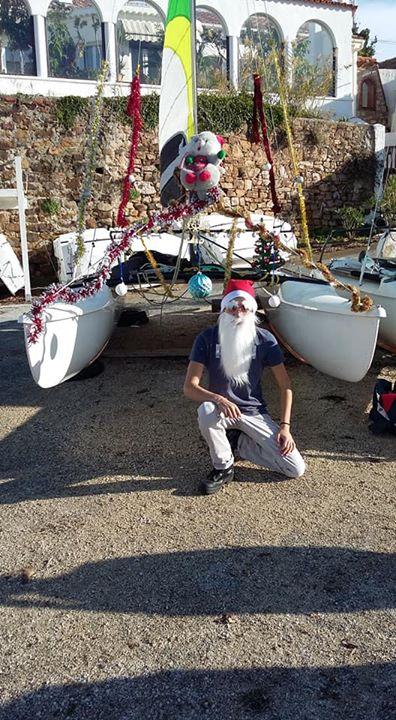 Le père Noël vient de prendre son adhésion au club 😉