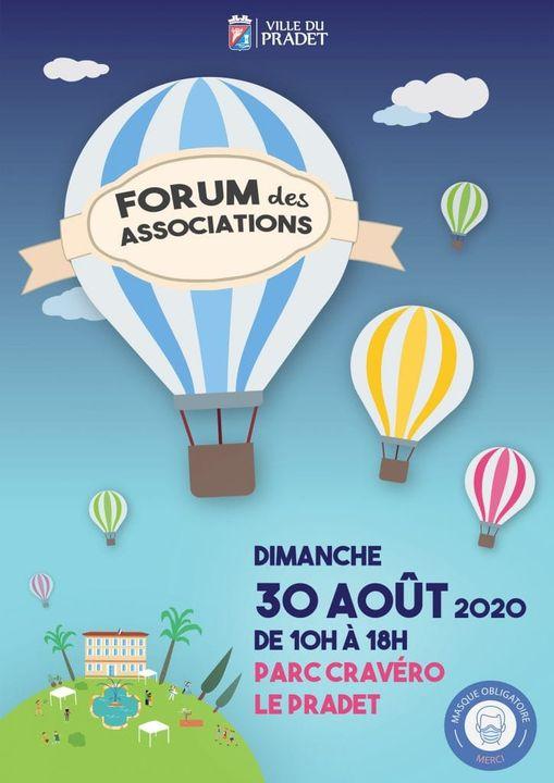 Nous serons dimanche au forum des associations, avec nos traditionnell...
